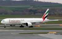A6-ECE @ VIE - Emirates Boeing 777-31H(ER)