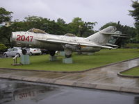 2047 @ HAN - Hanoi , Air Force museum - by Henk Geerlings