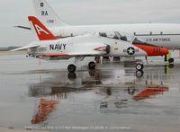 165090 @ ADW - T-45C165090 at NAF Washington starboard view - by J.G. Handelman