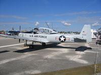N2995C @ KSUA - 2008 Stuart, FL Airshow - by Mark Silvestri