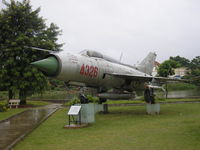 4326 - Hanoi , Air Force museum - by Henk Geerlings