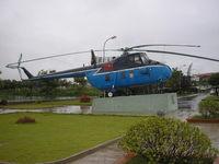 151D - Hanoi , Air Force museum - by Henk Geerlings