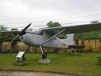 764 - Hanoi , Air Force museum - by Henk Geerlings
