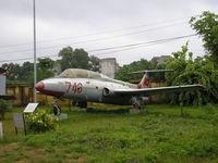 743 - Hanoi , Air Force museum - by Henk Geerlings