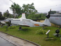 101-A - Hanoi , Air Force museum - by Henk Geerlings