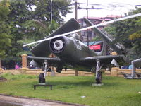 AD-6 - Hanoi , Air Force museum - by Henk Geerlings