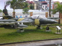 0475 - Hanoi , Air Force museum - by Henk Geerlings