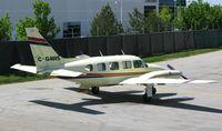 C-GAWS @ CYKZ - C-GAWS in CYKZ Airport, Lidar Survey - by Vitaliy G.