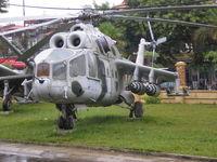 7430 - Hanoi , Air Force museum - by Henk Geerlings