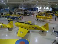CF-UZW @ CYHM - Canadian Warplane Heritage Museum is located at the Hamilton Airport, Ontario Canada - by PeterPasieka