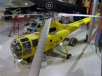 9601 @ CYHM - Canadian Warplane Heritage Museum is located at the Hamilton Airport, Ontario Canada - by PeterPasieka