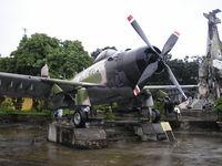 134636 - Hanoi, People Army Museum - by Henk Geerlings