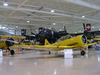 CF-HWU @ CYHM - Canadian Warplane Heritage Museum is located at the Hamilton Airport, Ontario Canada - by PeterPasieka