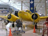 C-FFGF @ CYHM - Canadian Warplane Heritage Museum is located at the Hamilton Airport, Ontario Canada - by PeterPasieka