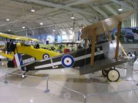 CF-RFC @ CYHM - Canadian Warplane Heritage Museum is located at the Hamilton Airport, Ontario Canada - by PeterPasieka