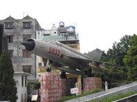 5033 - Hanoi, B-52 museum - by Henk Geerlings