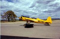 N57184 @ LVK - Watsonville Fly-In - by R. Strah
