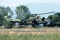 138 @ LBPG - The Mi-24D has now been withdrawn in the Bulgarian AF. - by Joop de Groot