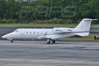 N114LJ @ TJSJ - Taxing to rnw 8 at SJU. - by Félix Bahamonde - PR Planespotters