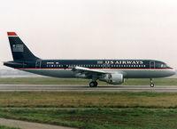 N101UW @ LFBO - Arriving from Airbus photo flight test... - by Shunn311