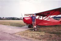 N84966 @ 1MO - Picture of Me after a flight to arkansas for a flyin, - by Unknown,