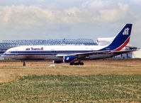 C-GTSZ @ LFBO - My first TriStar pic... Rolling to the terminal... - by Shunn311
