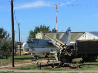 154431 @ F49 - At the Texas Air Museum - Slaton, TX