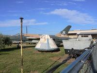 61-0093 @ 49F - At the Texas Air Museum - Slaton, TX
