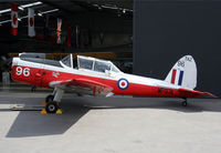 ZK-TAZ @ NZTG - How many ways are there for C/N misidentification ? I dont know but if I didnt have to keep making corrections for the sake of accurate info I might get some photo's uploaded the C/N is C1/0840 not the RAF reg!!!!!