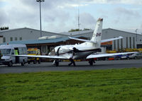 CS-DHG @ EGPH - Netjets Citation bravo just arrived at EDI's GAT - by Mike stanners