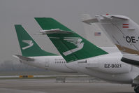 EZ-B021 @ VIE - Turkmenistan Bae125