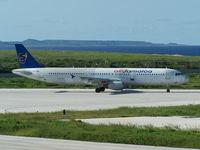 6Y-JMD @ TNCC - Air Jamaica - by John van den Berg - C.A.C