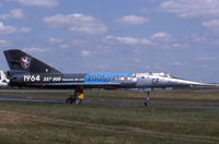 59 @ LFPB - Nice special scheme on this Mirage IV