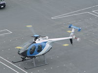N131TZ - Starting up to leave display area - by Helicopterfriend