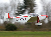 G-AYKT photo, click to enlarge