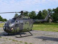 86 25 @ EHLW - MBB Bo-105P demod 86#25 - by Alex Smit
