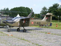 T-410 @ EHLW - Saab T-17 Supporter T-410 - by Alex Smit
