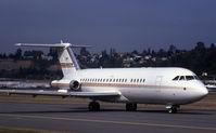 N682RW @ KBFI - Obviuosly not a DC9 but BAC 1-11 C/N 061