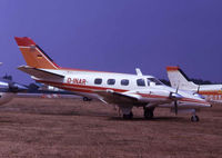 D-INAR @ EGJJ - Oh the good old days now registered HB-GJK and has all my mods installed - by Nick Dean