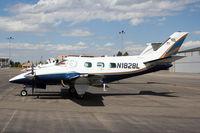 N1828L @ KAPA - Has winglets installed now
