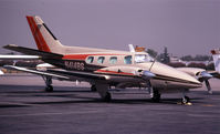 N39AG @ KVNY - As it was in 1981 ad N414BS