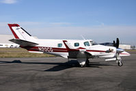 N20CG @ KPAE - One of 14 PT-6 modified Dukes