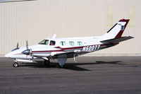 N500TT @ KAPA - Prior to getting winglets, strakes and the new paint job