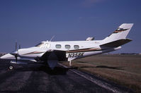 N858K @ KBEC - As N358K prior to being re registered N858K and getting Winglets Strakes and the PT-6 modifications done