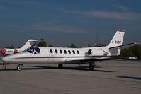 D-CHDE @ VIE - Cessna 560 Citation 5 - by Yakfreak - VAP