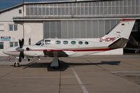D-ICMF @ VIE - Cessna 425 - by Yakfreak - VAP