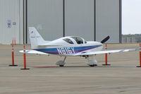 N816Y @ FTW - At Meacham Field - Glasair S-II