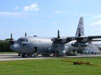 85-0039 @ EHLW - Lockheed C-130H Hercules 85-0039 US Air Force Reserves - by Alex Smit