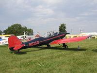 N5160 @ KOSH - EAA AirVenture 2008. - by Mitch Sando