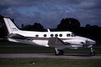 LV-VHR @ SABE - this king air is taxying - by Nick Dean